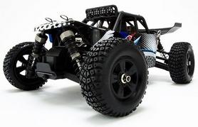 Фото 4 к товару Автомобиль радиоуправляемый Himoto Багги Barren E18DBL Brushless 1:18 black