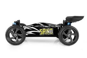 Фото 3 к товару Автомобиль радиоуправляемый Himoto Багги Spino E18XBLb Brushless 1:18 black