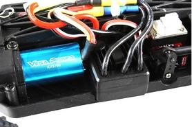 Фото 6 к товару Автомобиль радиоуправляемый Himoto Багги Spino E18XBLb Brushless 1:18 black