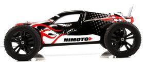 Фото 4 к товару Автомобиль радиоуправляемый Himoto Трагги Katana E10XTb Brushed 1:10 black
