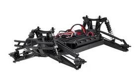 Фото 6 к товару Автомобиль радиоуправляемый Himoto Трагги Katana E10XTb Brushed 1:10 black