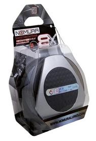 Шнур Nomura Sensum 8X Braid 110 м 0.16 мм 16 кг серый