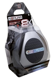 Шнур Nomura Sensum 8X Braid 110 м 0.35 мм 36 кг серый