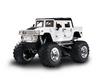 Автомобиль радиоуправляемый Hummer 1:43 микро белый - фото 1