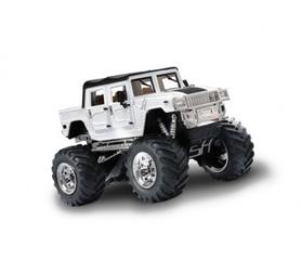 Фото 2 к товару Автомобиль радиоуправляемый Hummer 1:43 микро белый