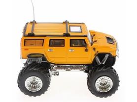 Фото 2 к товару Автомобиль радиоуправляемый Hummer 1:43 микро желтый