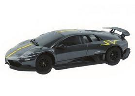 Фото 2 к товару Автомобиль радиоуправляемый Lamborghini LP670 1:43 микро черный