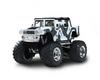 Автомобиль радиоуправляемый Hummer 1:43 микро хаки - фото 1