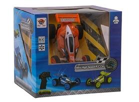 Фото 6 к товару Автомобиль радиоуправляемый Fei Lun Багги High Speed 1:32 микро оранжевый