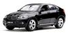 Автомобиль радиоуправляемый Meizhi BMW X6 1:24 черный - фото 1
