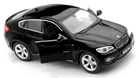 Фото 3 к товару Автомобиль радиоуправляемый Meizhi BMW X6 1:24 черный