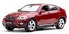 Автомобиль радиоуправляемый Meizhi BMW X6 1:24 красный - фото 1