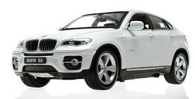 Автомобиль радиоуправляемый Meizhi BMW X6 1:24 белый