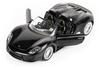 Автомобиль радиоуправляемый Meizhi Porsche 918 1:24 черный - фото 1