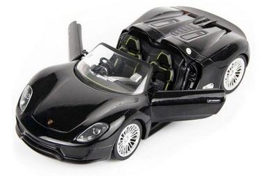 Автомобиль радиоуправляемый Meizhi Porsche 918 1:24 черный