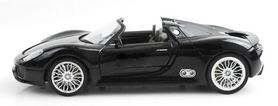Фото 2 к товару Автомобиль радиоуправляемый Meizhi Porsche 918 1:24 черный