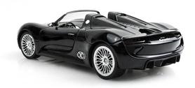 Фото 3 к товару Автомобиль радиоуправляемый Meizhi Porsche 918 1:24 черный