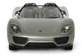 Фото 4 к товару Автомобиль радиоуправляемый Meizhi Porsche 918 1:24 серый