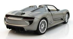 Фото 6 к товару Автомобиль радиоуправляемый Meizhi Porsche 918 1:24 серый