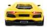 Автомобиль радиоуправляемый Meizhi Lamborghini LP700 1:24 желтый - фото 4