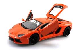 Фото 2 к товару Автомобиль радиоуправляемый Meizhi Lamborghini LP700 1:24 оранжевый