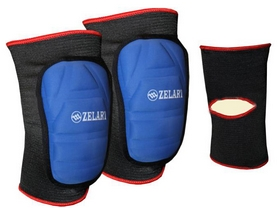 Фото 1 к товару Наколенники для волейбола Combat Budo ZK-4207-BU синие