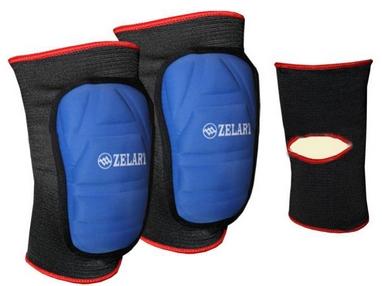 Наколенники для волейбола Combat Budo ZK-4207-BU синие