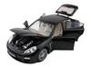 Автомобиль радиоуправляемый Meizhi Porsche Panamera 1:18 черный - фото 1