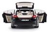 Автомобиль радиоуправляемый Meizhi Porsche Panamera 1:18 черный - фото 3