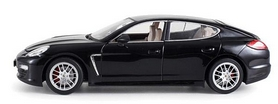 Фото 4 к товару Автомобиль радиоуправляемый Meizhi Porsche Panamera 1:18 черный