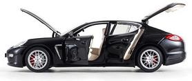 Фото 5 к товару Автомобиль радиоуправляемый Meizhi Porsche Panamera 1:18 черный