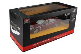 Фото 6 к товару Автомобиль радиоуправляемый Meizhi Porsche Panamera 1:18 черный