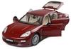 Автомобиль радиоуправляемый Meizhi Porsche Panamera 1:18 красный - фото 1
