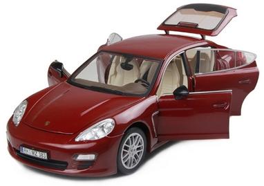 Автомобиль радиоуправляемый Meizhi Porsche Panamera 1:18 красный