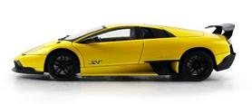 Фото 4 к товару Автомобиль радиоуправляемый Meizhi Lamborghini LP670-4 SV 1:18 желтый