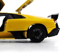 Фото 9 к товару Автомобиль радиоуправляемый Meizhi Lamborghini LP670-4 SV 1:18 желтый
