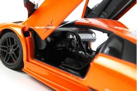 Фото 7 к товару Автомобиль радиоуправляемый Meizhi Lamborghini LP670-4 SV 1:18 оранжевый