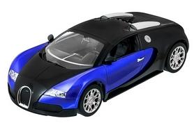 Фото 2 к товару Автомобиль радиоуправляемый Meizhi Bugatti Veyron 1:14 синий