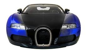 Фото 5 к товару Автомобиль радиоуправляемый Meizhi Bugatti Veyron 1:14 синий