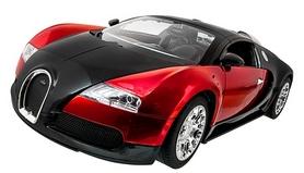 Фото 1 к товару Автомобиль радиоуправляемый Meizhi Bugatti Veyron 1:14 красный