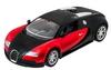 Автомобиль радиоуправляемый Meizhi Bugatti Veyron 1:14 красный - фото 2