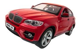 Автомобиль радиоуправляемый Meizhi BMW X6 1:14 красный