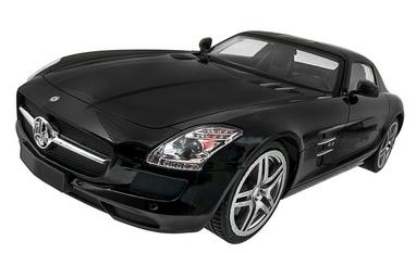 Автомобиль радиоуправляемый Meizhi Mercedes-Benz SLS AMG 1:14 черный