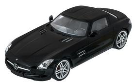 Фото 2 к товару Автомобиль радиоуправляемый Meizhi Mercedes-Benz SLS AMG 1:14 черный