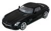 Автомобиль радиоуправляемый Meizhi Mercedes-Benz SLS AMG 1:14 черный - фото 2