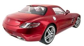 Фото 3 к товару Автомобиль радиоуправляемый Meizhi Mercedes-Benz SLS AMG 1:14 красный
