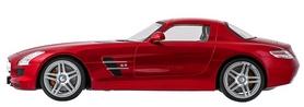 Фото 4 к товару Автомобиль радиоуправляемый Meizhi Mercedes-Benz SLS AMG 1:14 красный