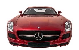 Фото 5 к товару Автомобиль радиоуправляемый Meizhi Mercedes-Benz SLS AMG 1:14 красный