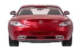 Фото 6 к товару Автомобиль радиоуправляемый Meizhi Mercedes-Benz SLS AMG 1:14 красный