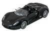 Автомобиль радиоуправляемый Meizhi Porsche 918 1:14 черный - фото 2